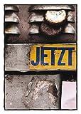 Postkarte A6 +++ STREET ART von modern times +++ GEGENWART +++ TOM BÄCKER