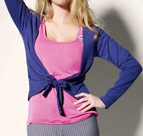 Freya Lounge - Bas de Pyjama corsair Freya Lounge EDITH Violet