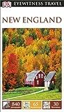 DK Eyewitness Travel Guide: New England