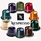 Nespresso 100 Pods Mixed Coffee Capsule at amazon