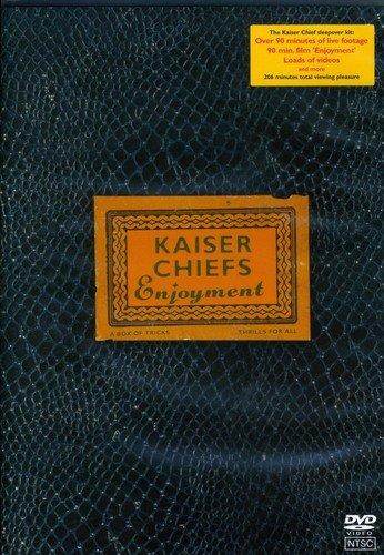 Kaiser Chiefs: Enjoyment [DVD]