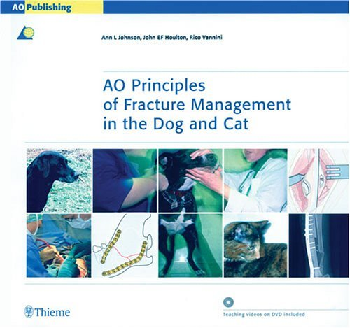 AO Principles of Fracture Management in the Dog and Cat by Ann L. Johnson (2005-07-31)