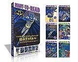 The Adventures of Batman Collector's Set: Heroes of Gotham City; Better Call Batman!; Batman Is Fast!; Batman Will Save the Day!; Batman Has a Plan; Where Is Robin?