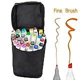 30 Farben Permanent Marker Pens verdoppelt spitzt Marker Buntstifte Öl