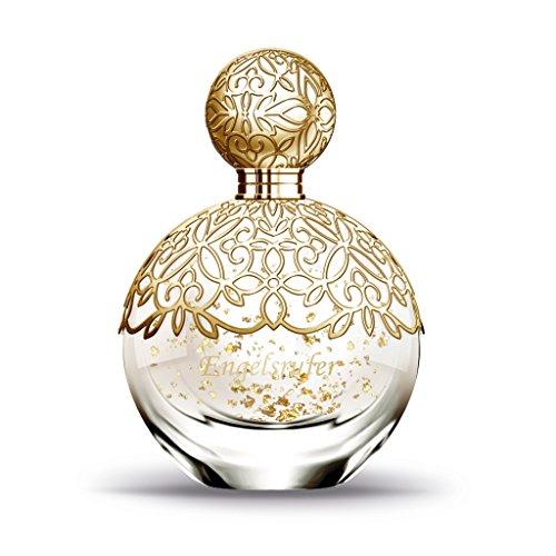 Parfum Engelsrufer Golden Wings édition limitée pour femme avec particules d'or 23 carats.