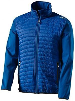 Cmp Man Hybrid Jacket