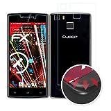 atFolix Schutzfolie passend für Cubot S600 Folie, entspiegelnde & Flexible FX Bildschirmschutzfolie (3er Set)