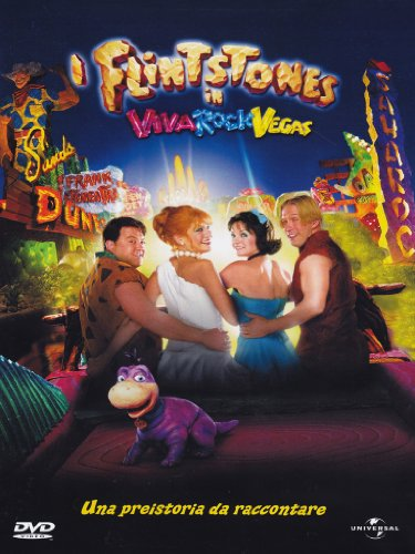 I Flintstones in 'Viva Rock Vegas' [IT Import] -