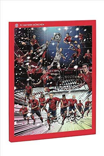 FC Bayern München Schoko-Adventskalender 2018