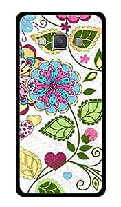 Samsung Galaxy E7 Printed Back Cover