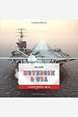 notebook & USA: I love my country (No. 21) Taschenbuch