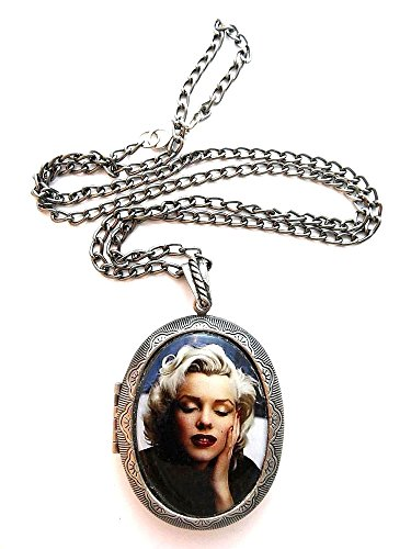 marilyn-monroe-locket-necklace