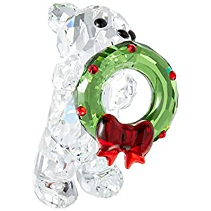 51UsYT03kdL. SS300  - Swarovski Kris Bear Christmas Annual Edition 2017