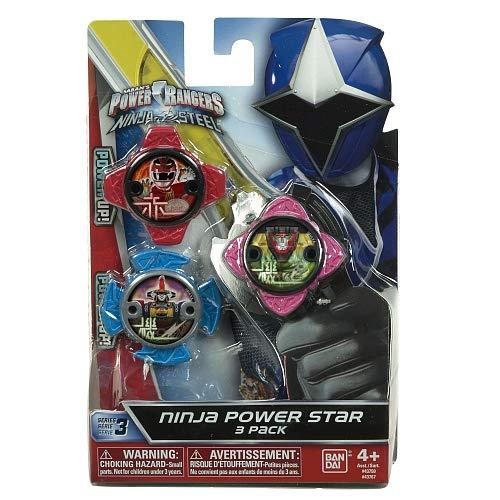 Power Rangers Pack Sterne, 43767
