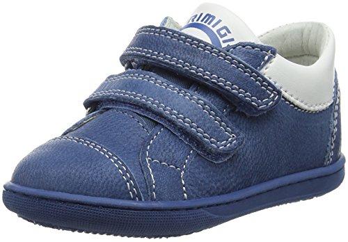 Primigi Pbx 7029, Chaussures Marche Mixte Bébé Bleu (Jeans)
