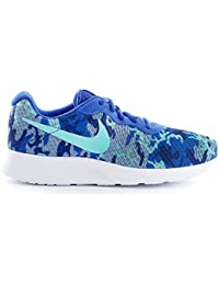 Nike Wmns Tanjun Print, Zapatillas de Deporte para Mujer