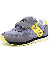Santiro Mixte Enfants Chaussures Basses Garçon Fille Chaussures Décontractées.