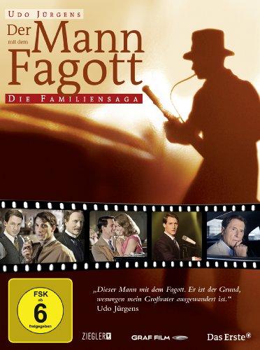 Universum Film GmbH Der Mann mit dem Fagott [2 DVDs]