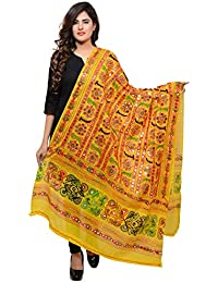 4d2df6243e Amazon.in: Cotton - Chunnis & Dupattas / Ethnic Wear: Clothing ...