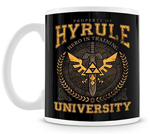 Kostüm Billig University - Tshirt-People TSP Hyrule University Tasse