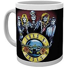 GB Eye LTD, Guns N Roses, Skeleton, Taza