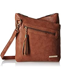 Lino Perros SS17 Women's Sling Bag (Brown)