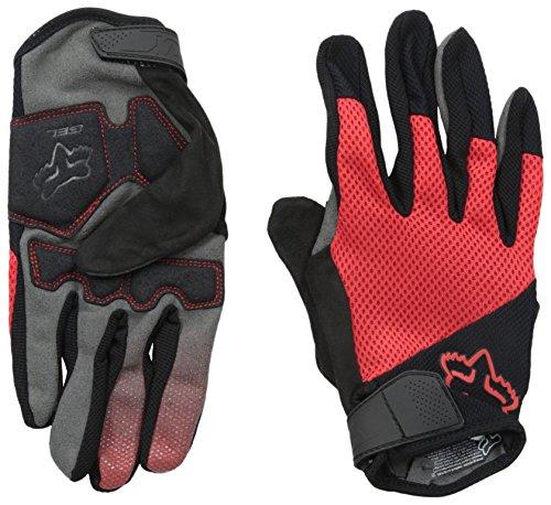 Fox Herren Handschuhe Reflex Gel Gloves, Red, XL, 13223-003 (Fox Reflex Gel)