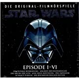 Star Wars Episode I-VI Die original Filmhörspiele