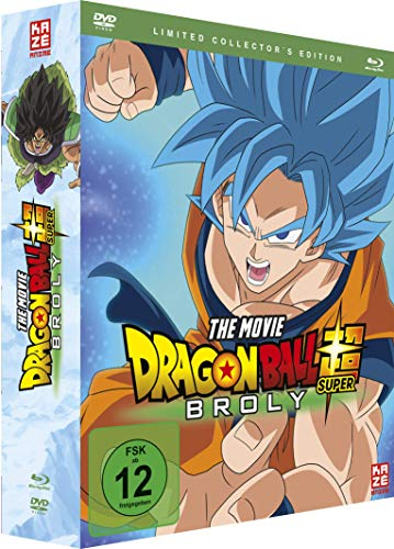 Dragonball Super: Broly - Limited Collector\'s Edition (+ DVD) [Blu-ray]
