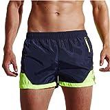Bañadores de Natación Hombre, LILICAT Pantalones Corto de Playa de Secado Rápido, Pantalones...