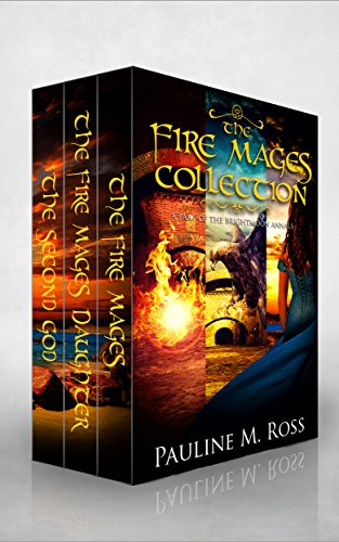 the-fire-mages-collection-english-edition