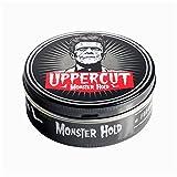 Uppercut Deluxe, pomata per capelli Monster Hold professionale da barbiere da uomo, da 70g