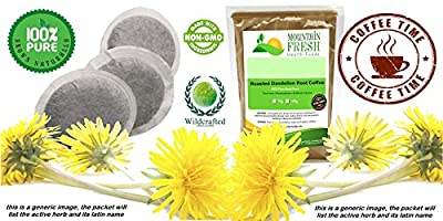 Feverfew Tanacetum Parthenium Herbal Coffee 100% Caffeine Free