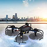 GEEDIAR®Mini RC Quadcopter Drone with 3D Flip 2.4Ghz 6-Axis Gyro RC Drone