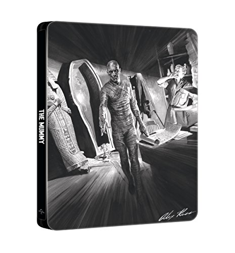 La Mummia (1932) (Steelbook Edizione Limitata) (Blu-Ray)