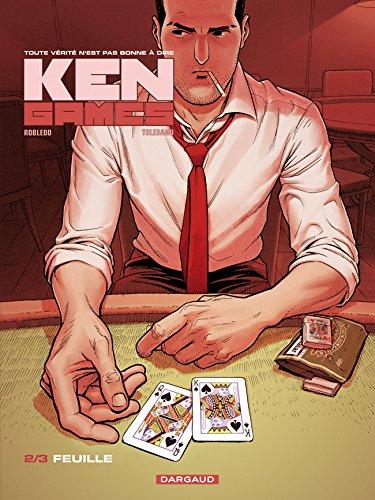 Ken Games - tome 2 - Feuille (2) par José Robledo