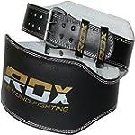 RDX Cuir Fitness Musculation Ceinture...