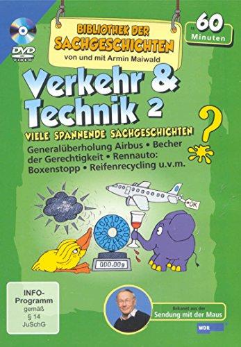 Bibliothek der Sachgeschichten: Verkehr & Technik 2, Sendung mit der Maus