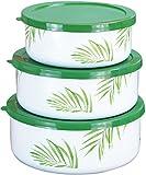 Corelle Coordinates 6-Piece Small Bowl Set Bamboo Leaf