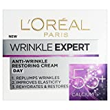 Best Wrinkle Cream For Faces - L'Oreal Paris Wrinkle Expert 55+ Calcium Day Cream Review
