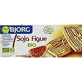 Bjorg - Goûters Biologiques Soja Figue - (Prix Par Unité ) - Produit Bio Agrée Par AB