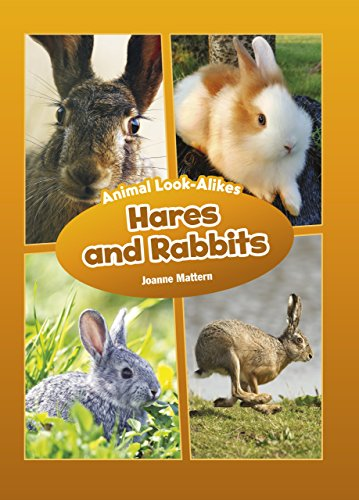 Hares and Rabbits (Core Content Science — Animal Look-Alikes)