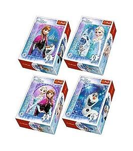 TREFL 54150 Puzzle Puzzle - Rompecabezas (Puzzle Rompecabezas, Dibujos, Niños, Niño/niña, 4 año(s), Cartón)