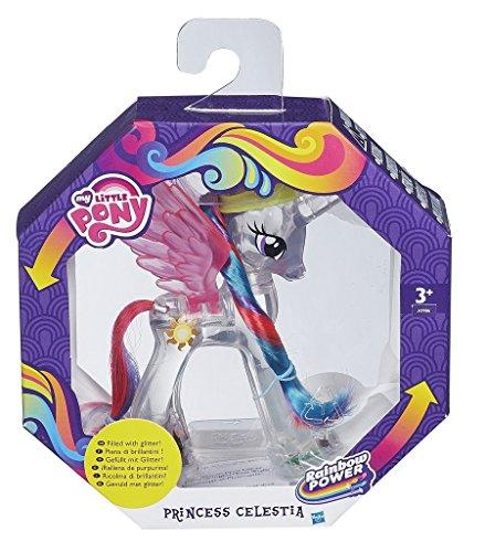 Hasbro A9986E24 - My Little Pony Glitzer Prinzessin (Celestia Prinzessin Flügel)