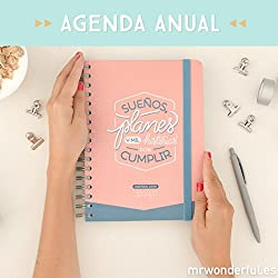 Mr. Wonderful - Agenda 2018 día por página