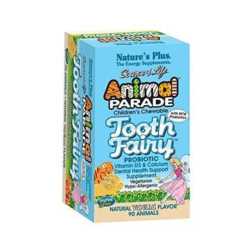Animal Parade® Tooth Fairy 90 Lutschtabletten NP (90 Iu Tabletten)