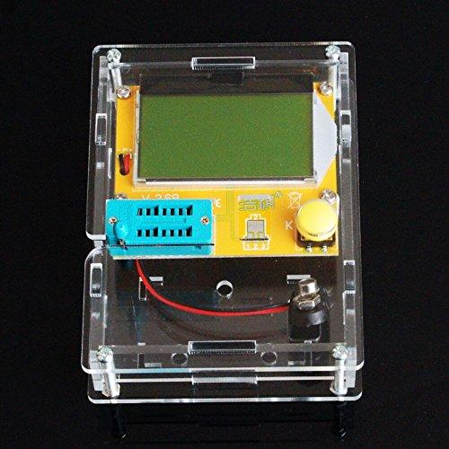 kookye-mega328-transistor-tester-diode-triode-capacitance-esr-meter-mos-pnp-npn-l-c-r-with-clear-cas