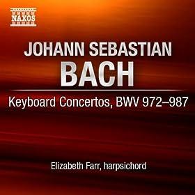 Keyboard Concerto in C Major, BWV 984 (arr. of Prince Johann Ernst of Saxe-Weimar's Concerto): III. Allegro assai