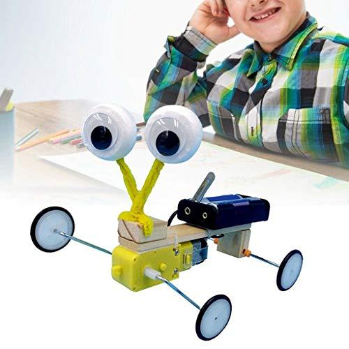 Kawaii Langsam Dekompression Creme Duftenden Groß Squishy Spielzeug Squeeze Spielzeug,DIY elektrische vorbildliche Wissenschafts-Experiment-Spielwaren montieren Ausrüstungs-Kinder Kinder Spielzeug