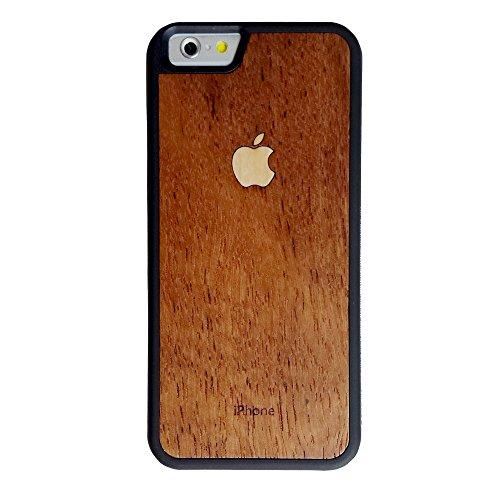 finoo® | bois Housse Top Produit, Iphone 6/6S Plus